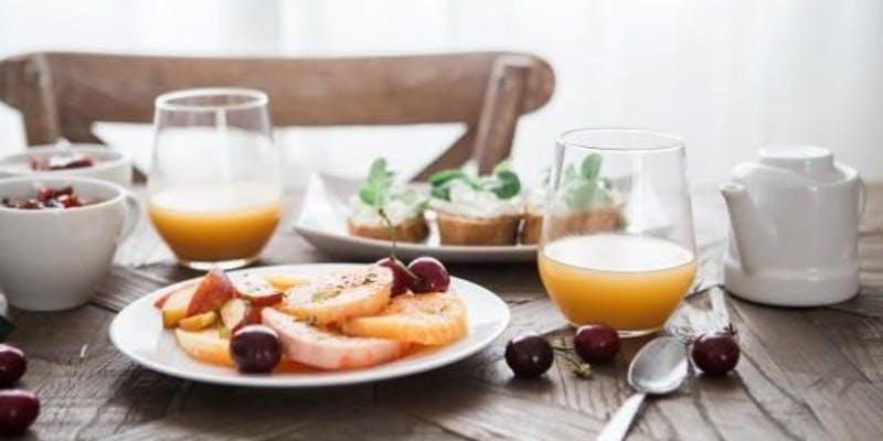 Desayuno para papás y mamás